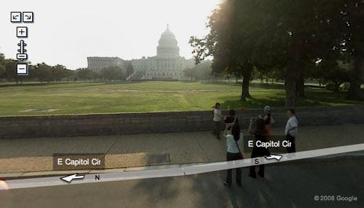 DC Street View