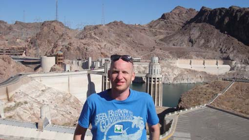 Hoover Dam photo opportunity