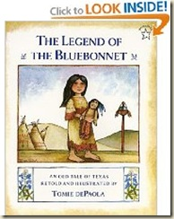 legend of the bluebonnet