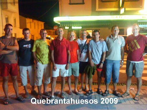 Els herois de la QH 2009