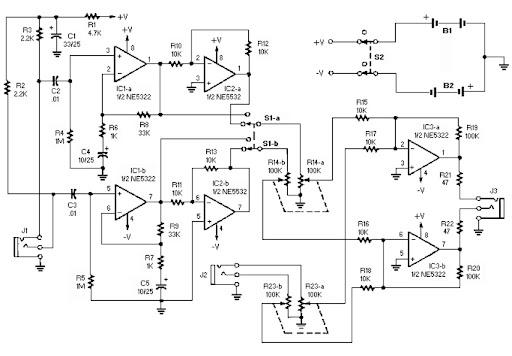 circuit diagram for beats pill