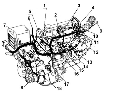 Chevrolet 2008 Aveo Engine Diagram, Chevrolet, Get Free
