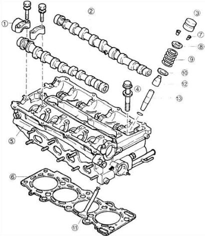 Pontiac Vibe Engine Diagram, Pontiac, Free Engine Image