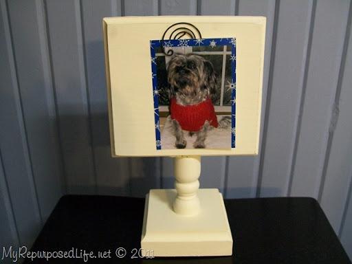 photo pedestal