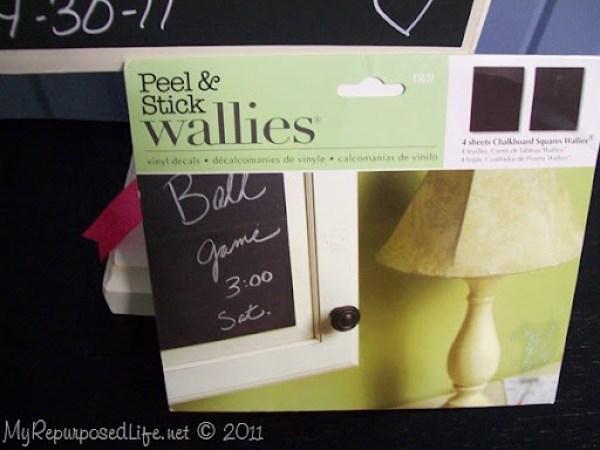 wallies chalkboard labels