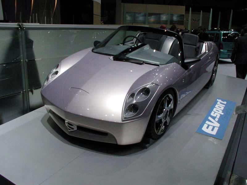 Suzuki Ev Sport