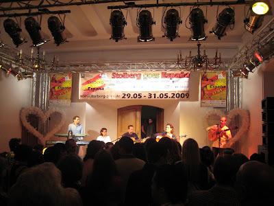 Spanish musicians
