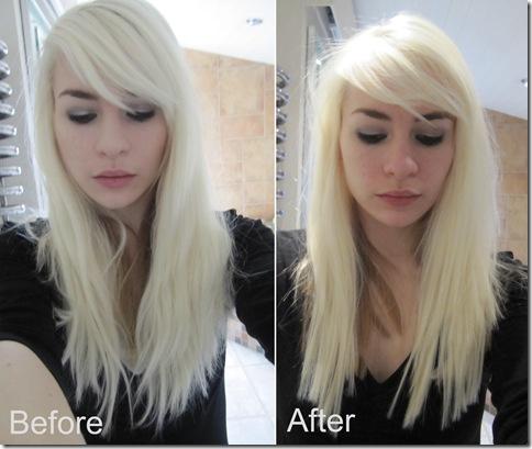 toner for bleached hair dark brown hairs