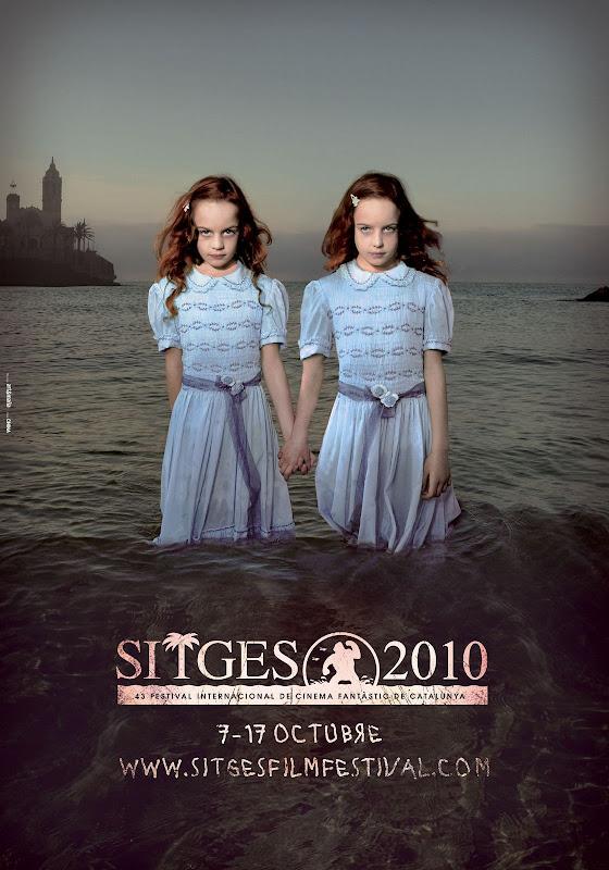 cartel anunciador Festival Internacional de Cinema Fantástic de Catalunya