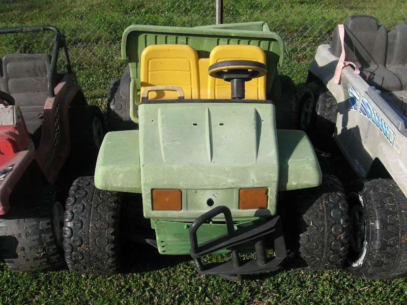 Modified Power Wheels The 6 X 4 X 4 Monster Gator