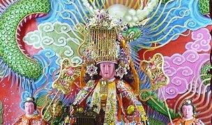 竹北無極廣聖宮: 媽祖的誕辰與生平