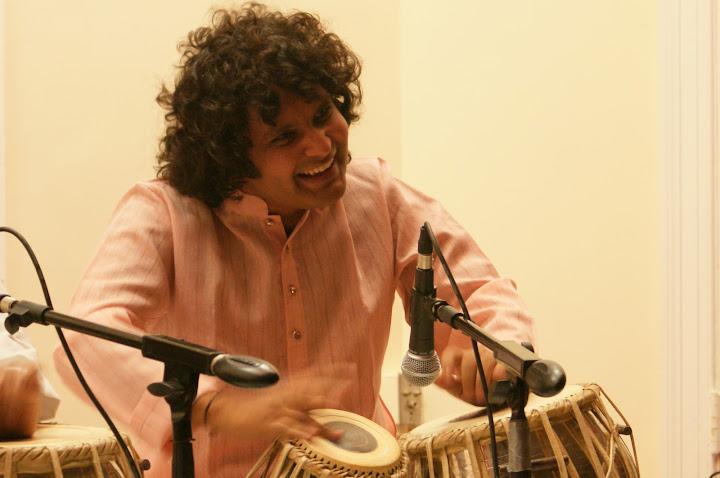 Tabla Player Sahil Patel