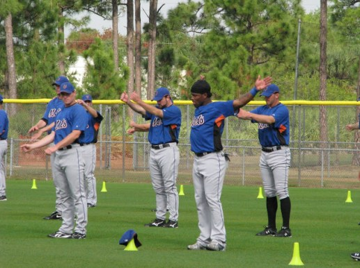 Spring Training Workouts