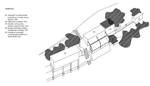 Le Cabanon de Le Corbusier en la ETSAC (3/6)