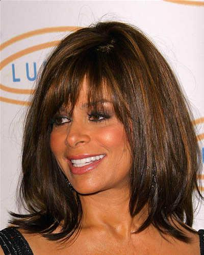Celebrity Hairstyles Paula Abdul