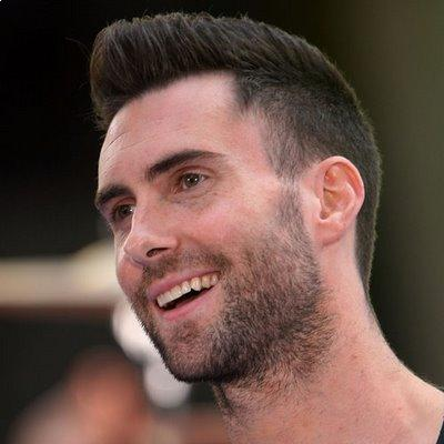 Adam Levine Short Haircuts for Guys 2010