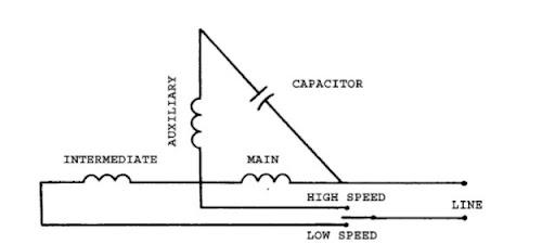 230 Volt Single Phase Motor Wiring Diagrams Capacitors