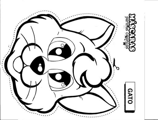 Free coloring pages of squirrel mask
