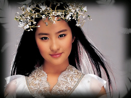 yifei liu hot photos
