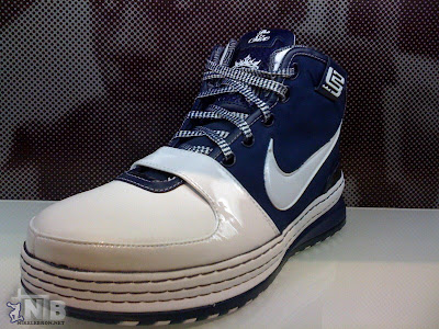 wholesale dealer d9062 9d28a Nike Zoom Lebron 6- NY Yankee   Lavishliveztv s Blog