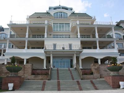 Отель Пальмира-Палац, место проведения конференции ISDEF Spring 2010