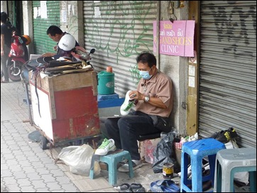 Bangkok Street Cobbler