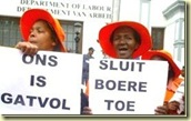 AntiAfrikanerDemonisationCampaignersWomenOnFarmsProjectPlan