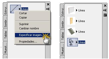 personalizar paletas de herramientas