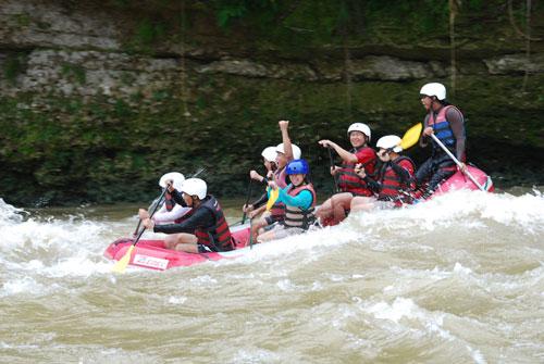 cagayan de oro water rafting