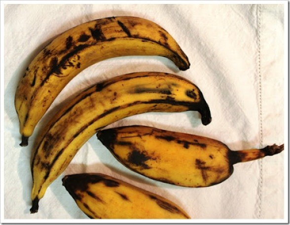 Plantain with milk1