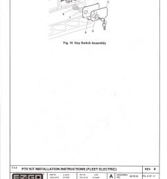 re ezgo freedom light kit installation instructions [ 1162 x 1600 Pixel ]