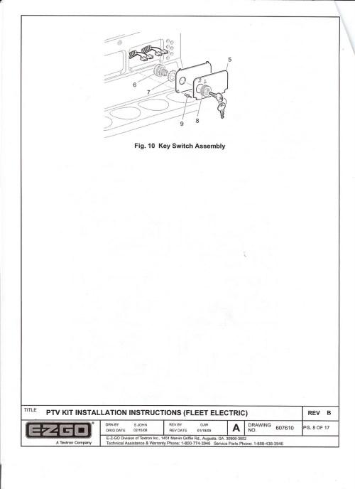 small resolution of re ezgo freedom light kit installation instructions