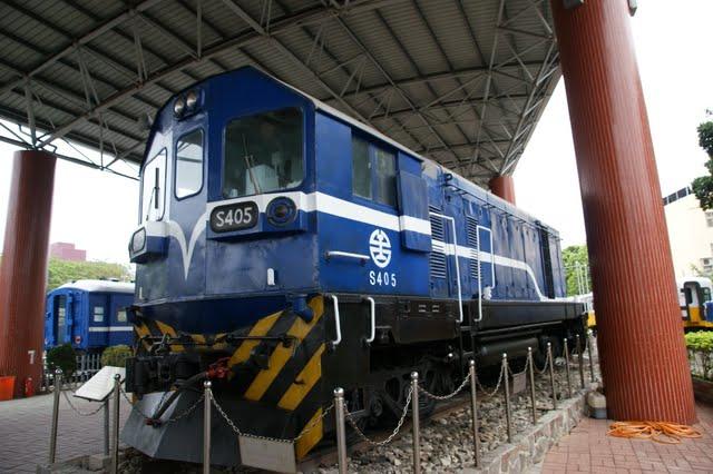 Blair's 鐵道攝影: S405柴電機車 / TRA S405 Diesel-electric Locomotive