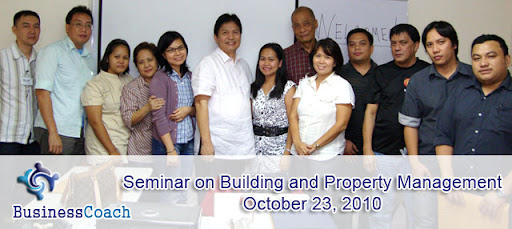 Building and Propety Management Seminar
