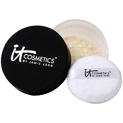 Bionic Beauty review - it cosmetics Bye Bye Pores Poreless Finish HD Micro-powder