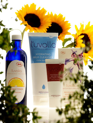 The Bionic Beauty blog reviews L'uvalla Organic