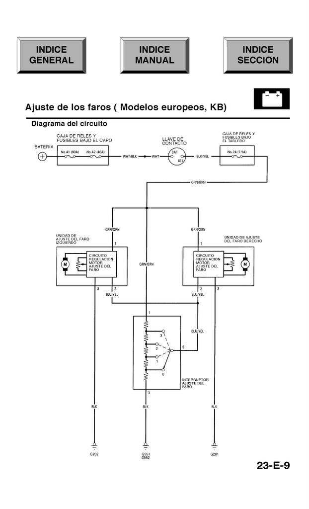 1996 Honda Civic Radio Wiring Diagram Any Infor On Edm Headlights For A Ek 96 To 98 How To Wire