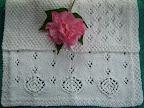 Raindrops on Roses Bath Set