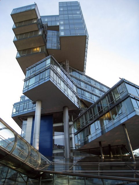 Nord LB building (Hannover, Germany)