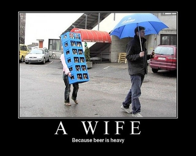 a wife motivational poster
