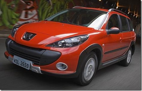 Peugeot 207 Escapade 01