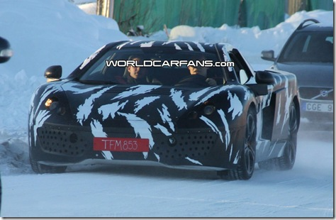 mclaren-p11-caught-winter-testing