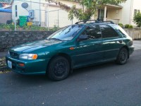 4 inch lift, 215/70/15 Geolanders, Rally Lights, Roof Rack ...
