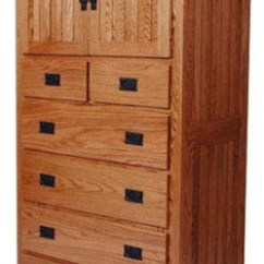 Amish Built Sofa Tables Jcpenney Pillows Mission Armoire Dressers | Solid Wood Dresser In The ...