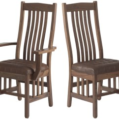 Mission Chairs For Sale Cane Easy Chair Raised Dining Room In The