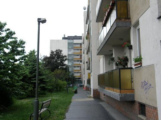 Cserhát lakótelep, lakótelep, Magyarország, Veszprém, panel