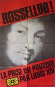 La Prise De Pouvoir Par Louis Xiv : prise, pouvoir, louis, MONDO, World, Cinema:, TAKING, POWER, LOUIS, (1966)