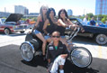 Trikes from El Barrio car club