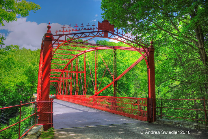 Lovers Leap Bridge, New Milford CT