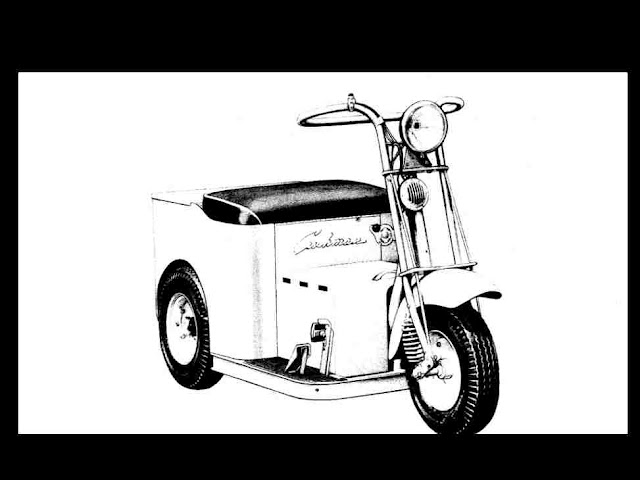 CUSHMAN MINUTE MISER ELECTRIC CART & SCOOTER MANUALs 95pg